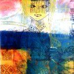 لوحات تشكيليه للفنان السعودي أحمد عبدا لله البار