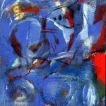 من هو ولوحات ل الفنان السوري نشأت المدرس