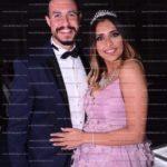 الإعلامية المصرية لينا الطهطاوي تحتفل بزفافها