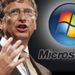 بيل غيتس صاحب شركة مايكروسوفت