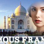برنامج Famous Picture Frames للموبايل