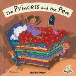 قصة الأميرة وحبة البازلاء