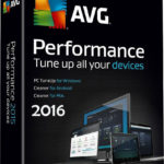 برنامج AVG Performance