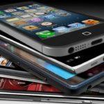 تزايد شعبية الهواتف المحمولة