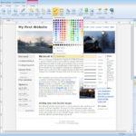 برنامج WYSIWYG Web Builder