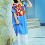 أزياء موديلات مصرية لغير المحجبات