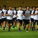 تشكيل الفريق في مبارات مصر و جنوب افريقيا