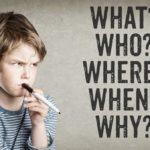 تساؤلات ابنك هل اللة ينام او ياكل او يشرب او يلبس كالملوك