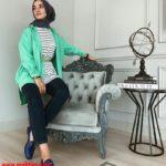 أزياء محجبات كاجوال تركية