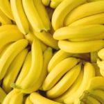 الموز يعالج الامساك