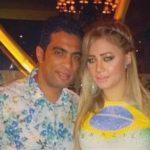 حبس زوجة اللاعب شادى محمد