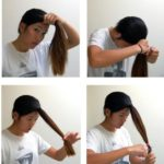 كيف أقص شعري بنفسي