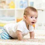 نمو وتطور الطفل خلال السنة الاولى